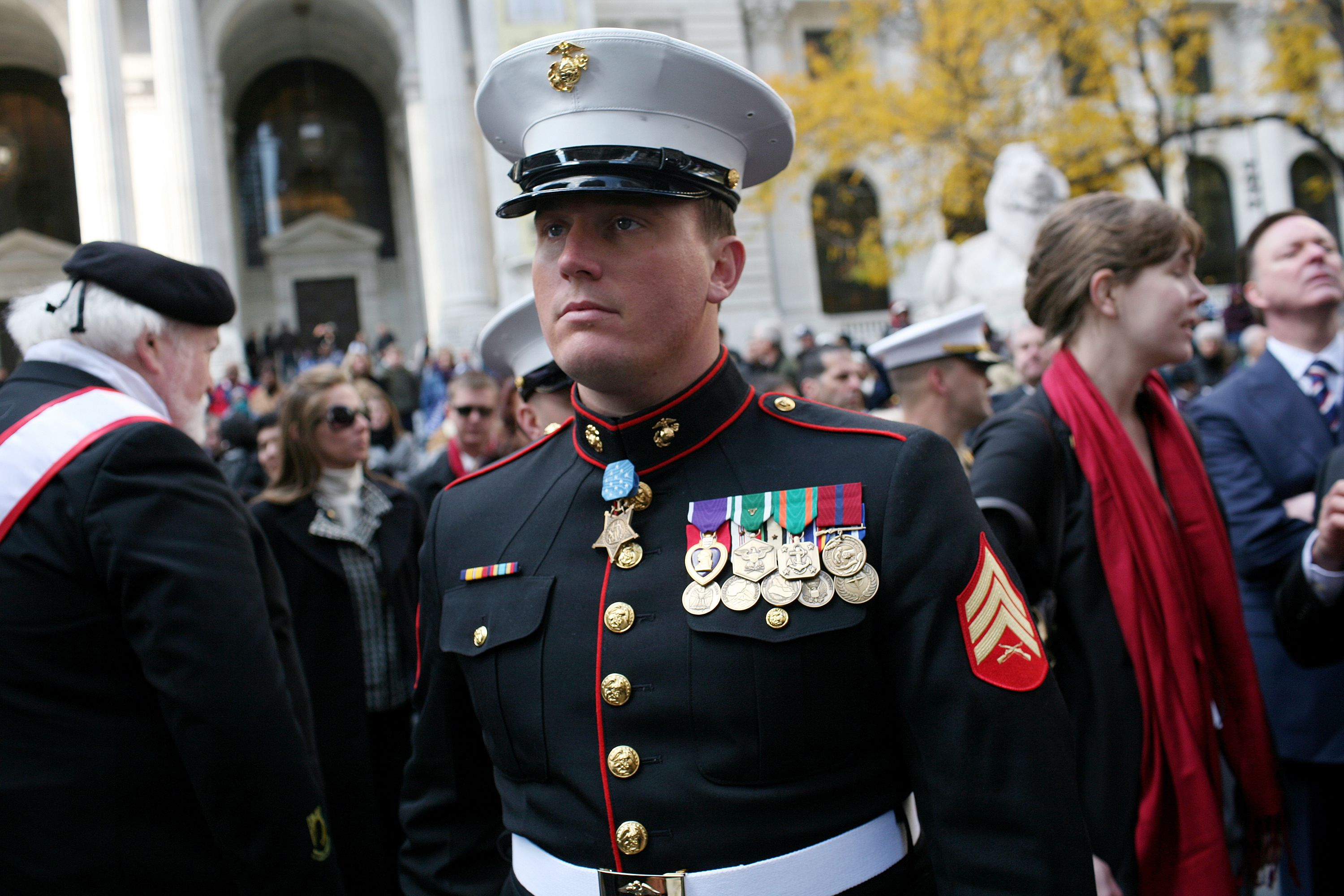 Military Uniform Wear By Retirees And Veterans