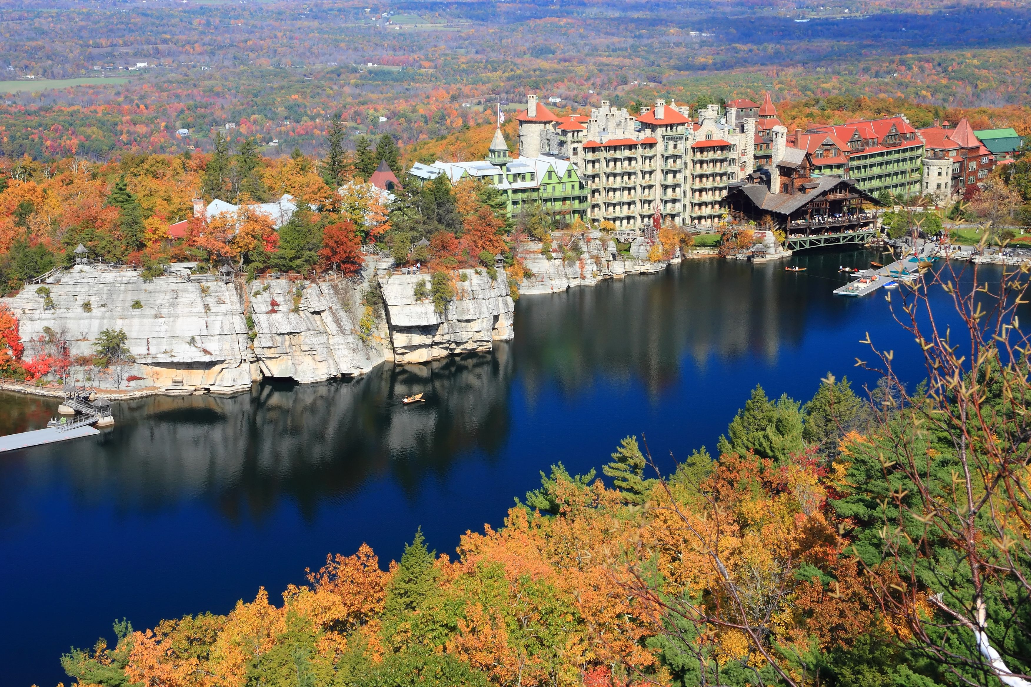 Family Weekend Getaways Ny