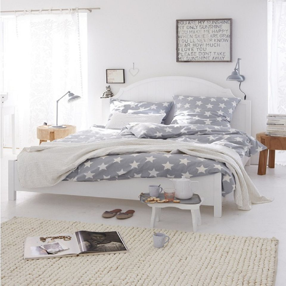 Gray and Neutral Bedroom Ideas, Photos and Tips on Teenage Grey Small Bedroom Ideas  id=47539
