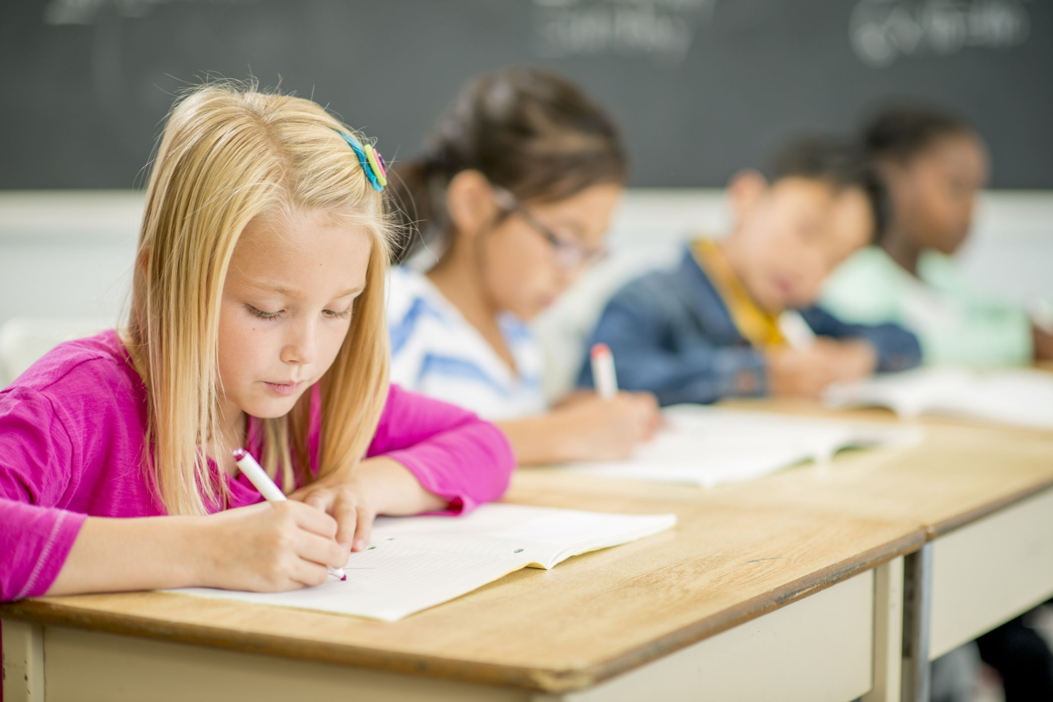Cognitive Skills Important For Third Grade Success