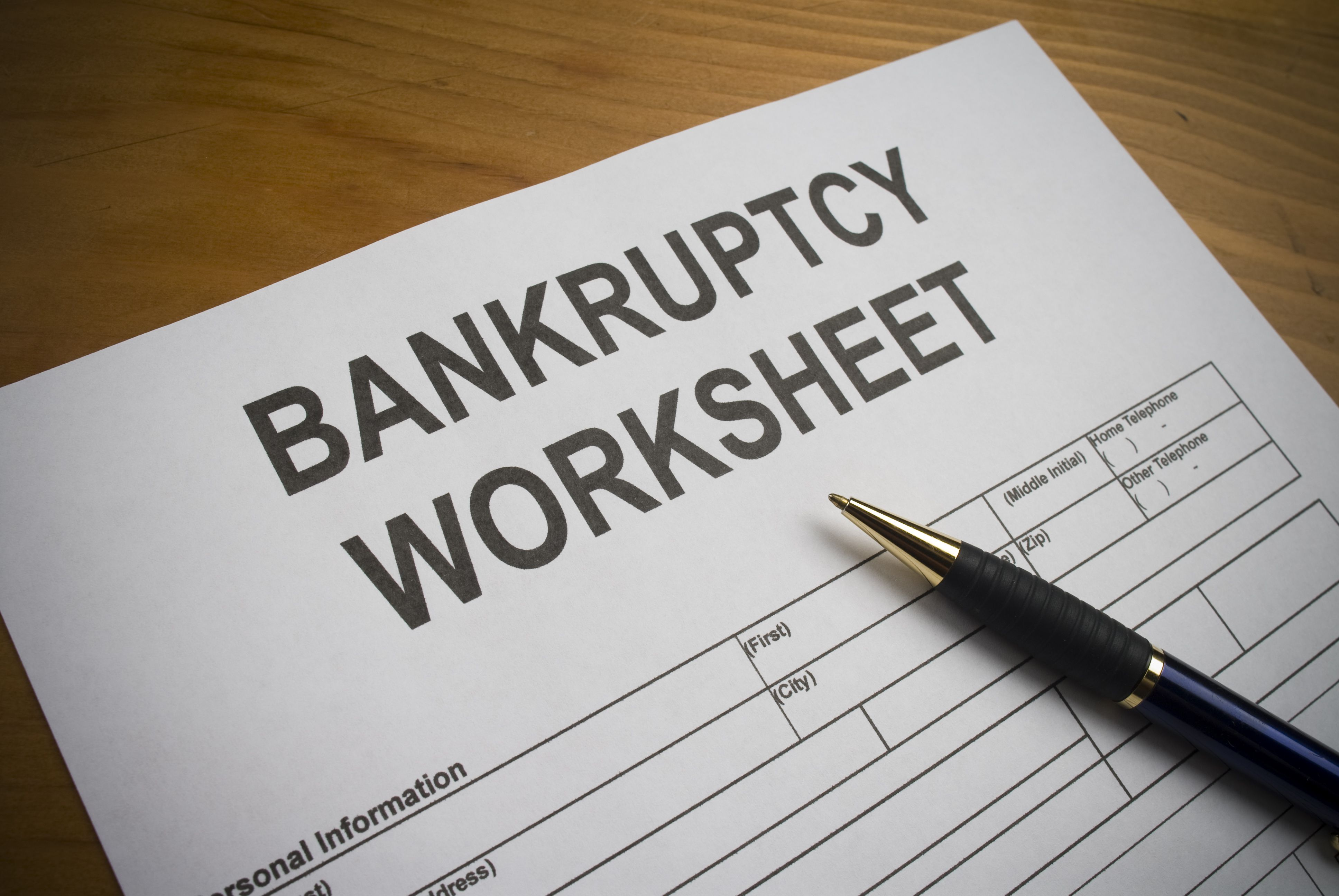 Overview Of The Bankruptcy Statement Of Financial Affairs
