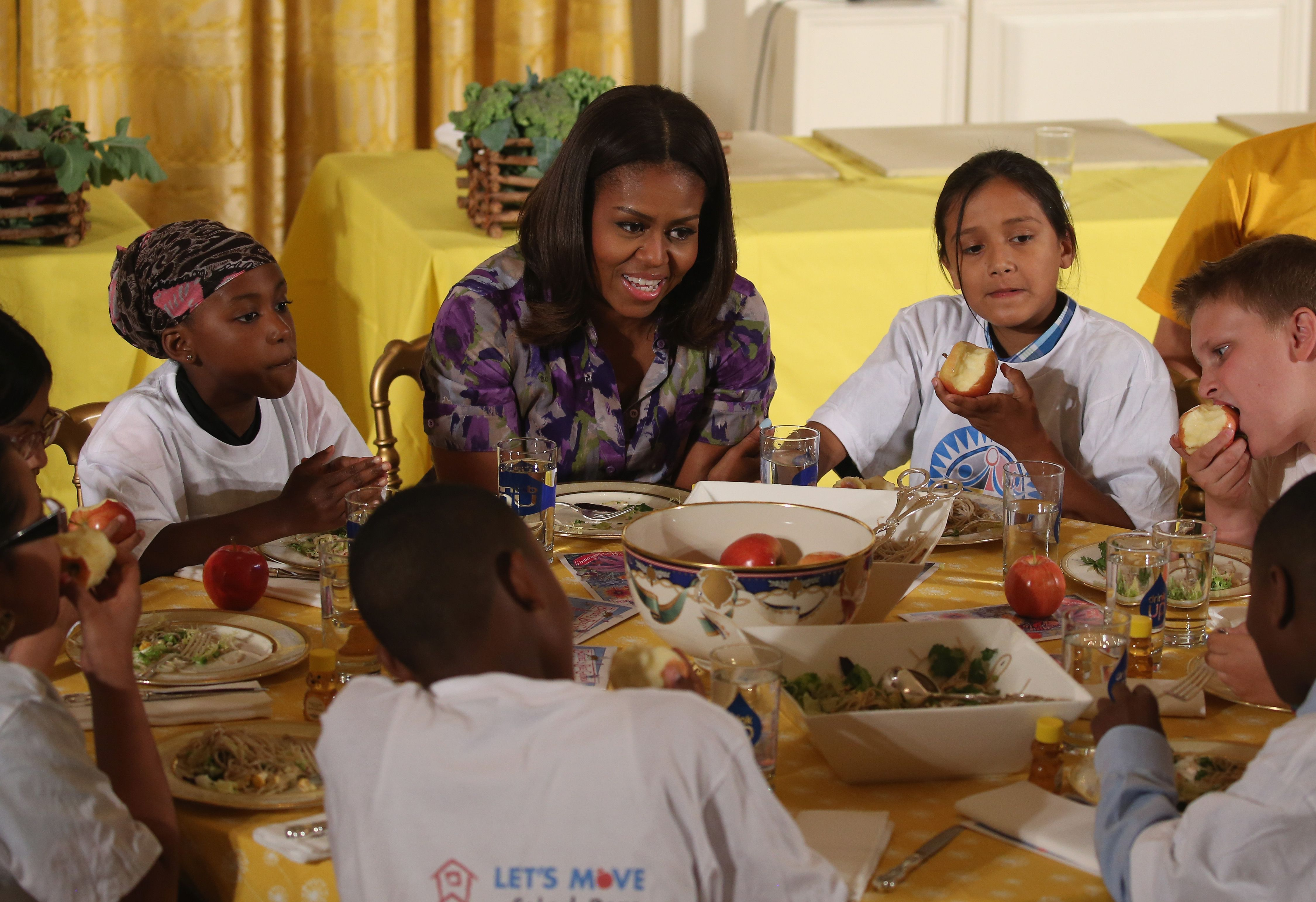 Child Health And Obesity Quotes From Michelle Obama