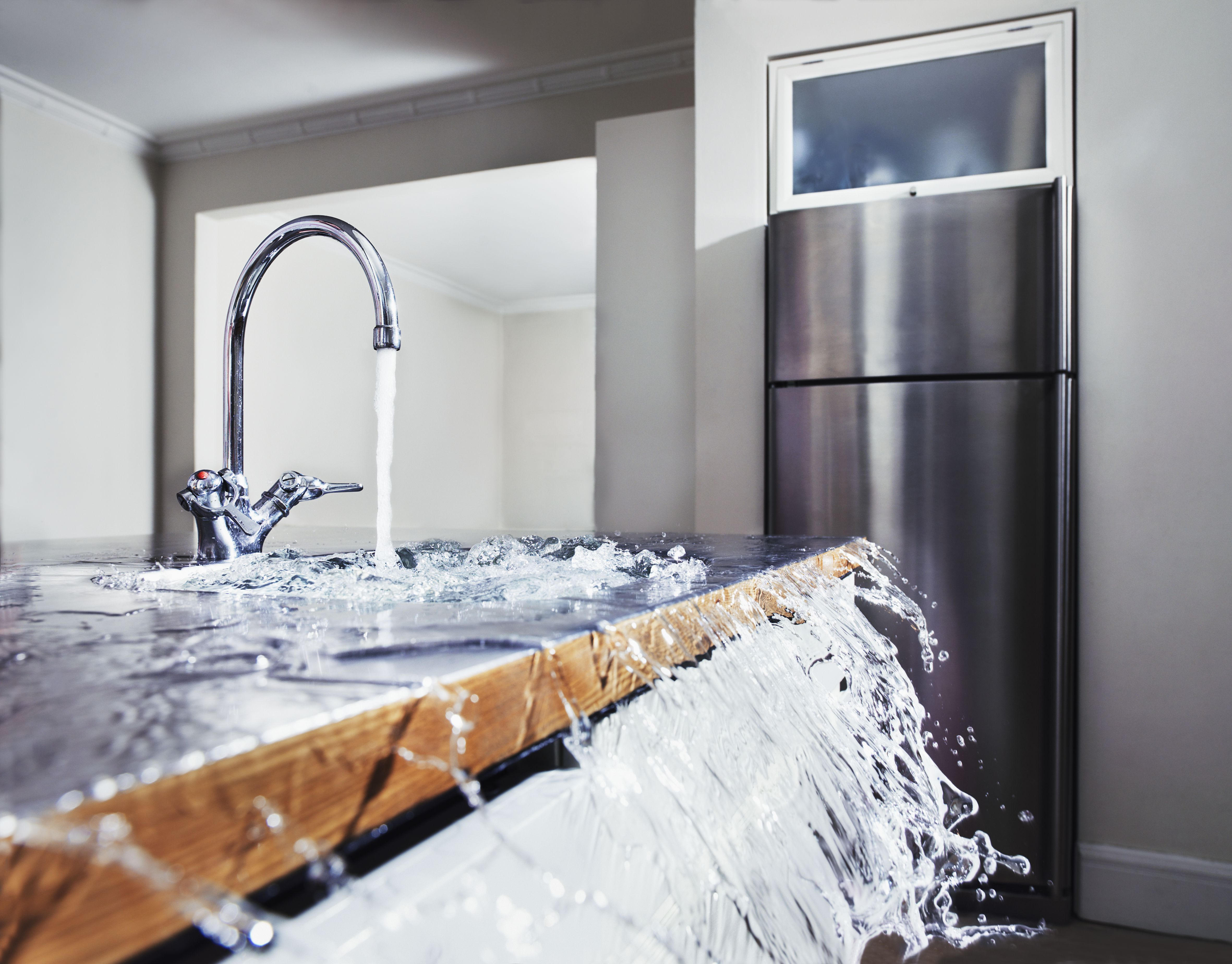 Why Your Bathroom Sink Has Overflow Holes