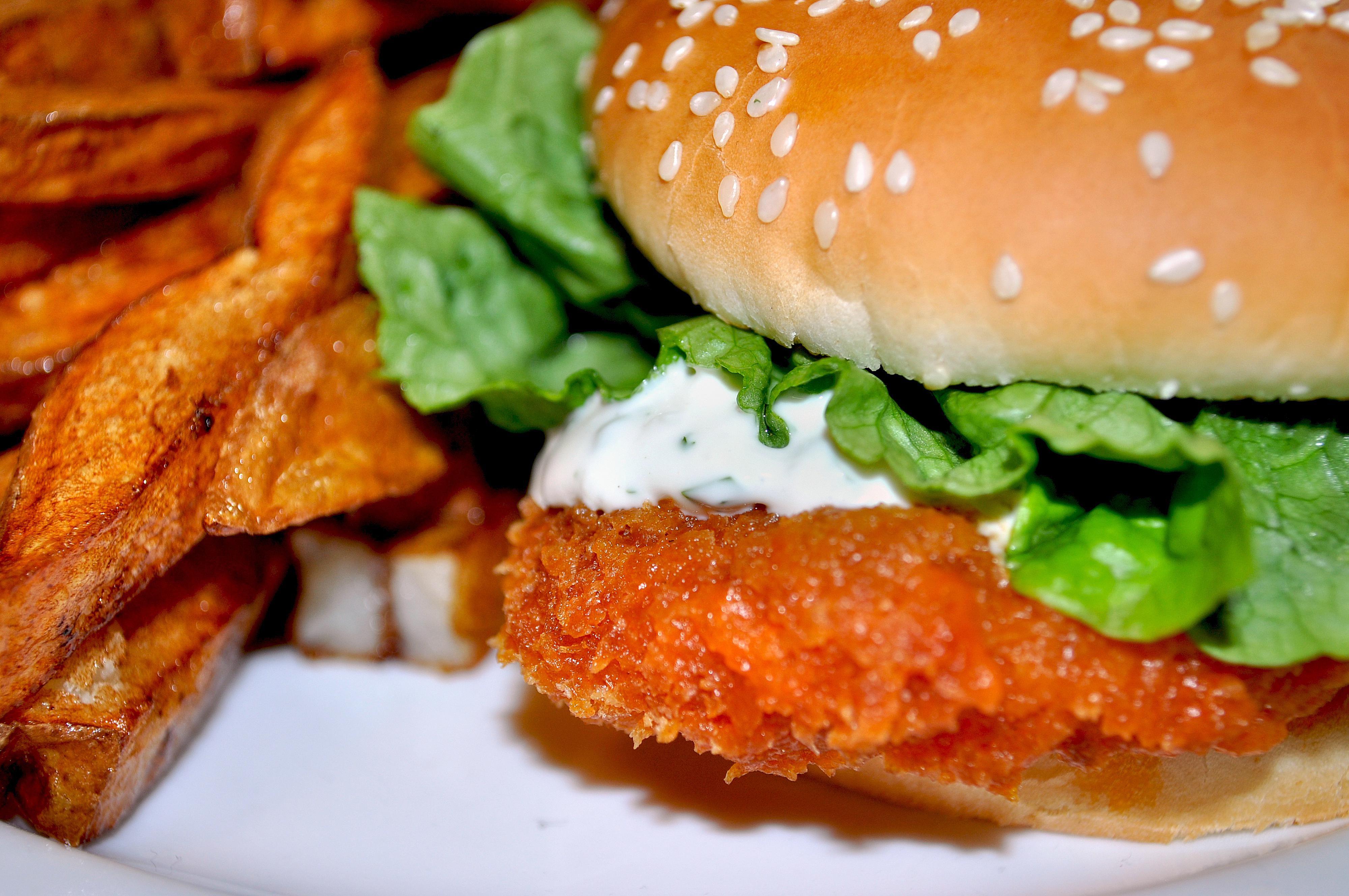 Chicken Cutlet Sandwich Recipes