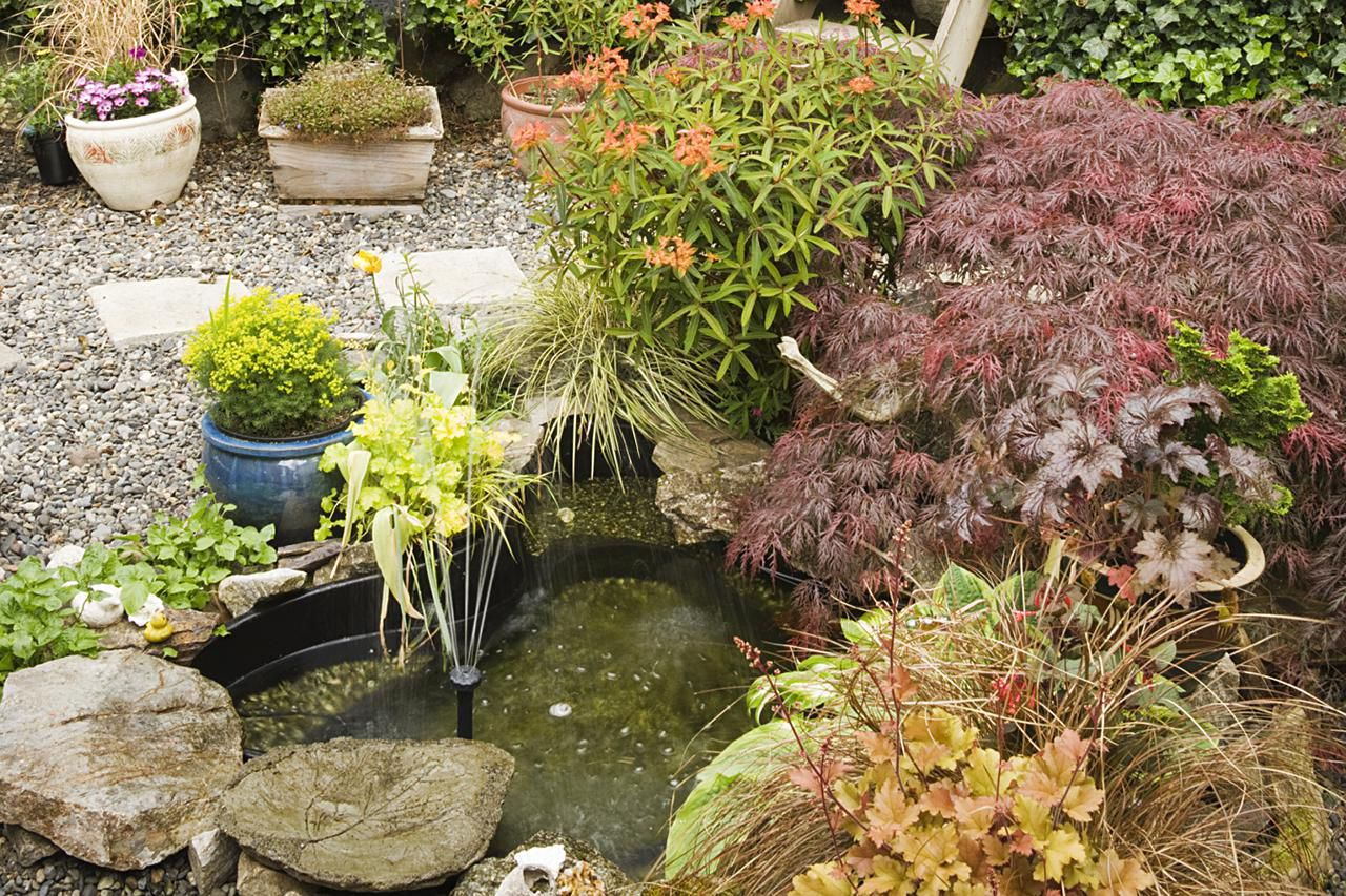 How to Build Small Water Features on Small Backyard Water Features id=97264