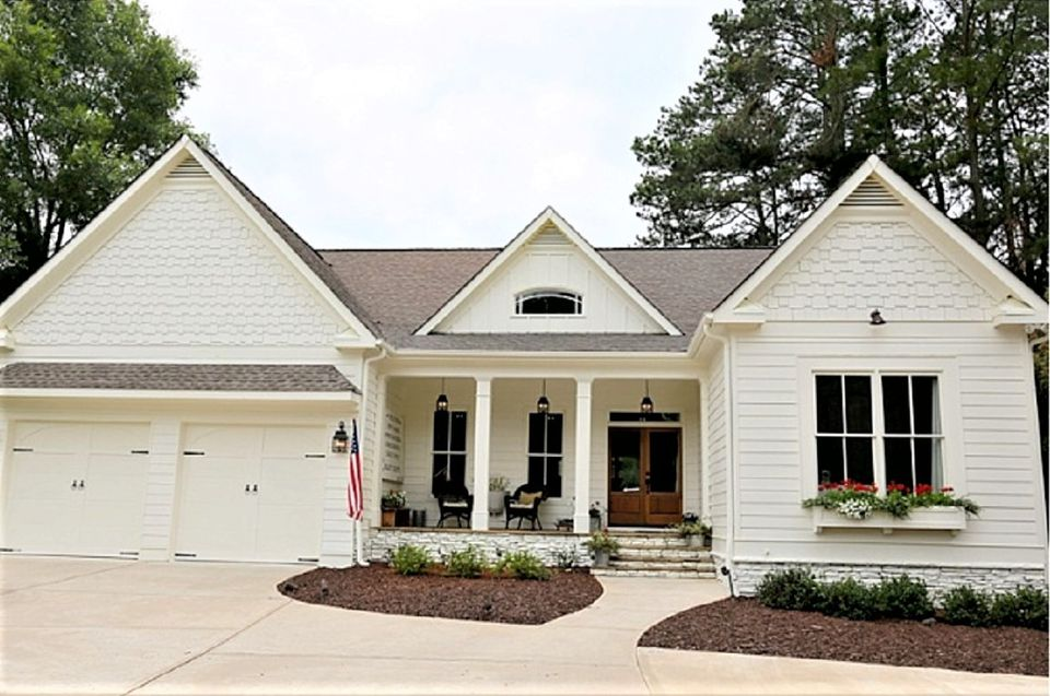 Ranch Home Paint Schemes