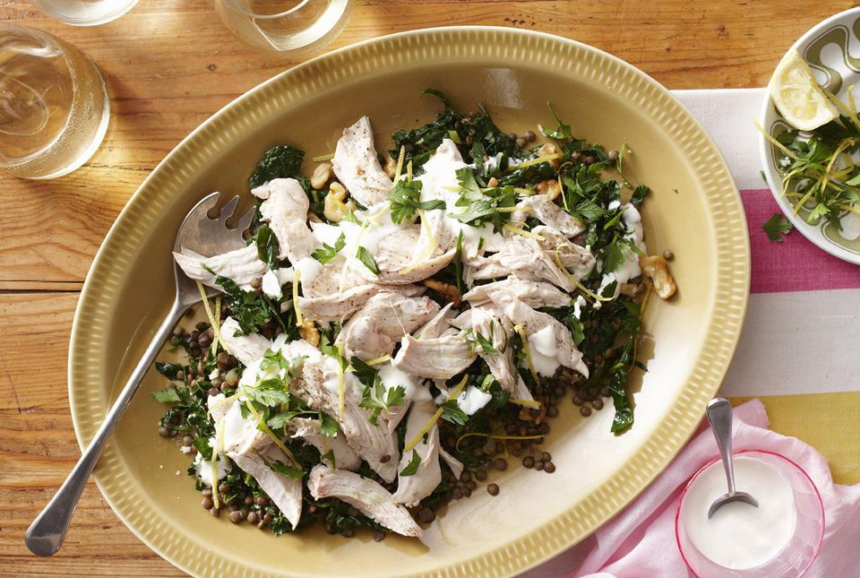How To Make Perfectly Poached Chicken Breasts