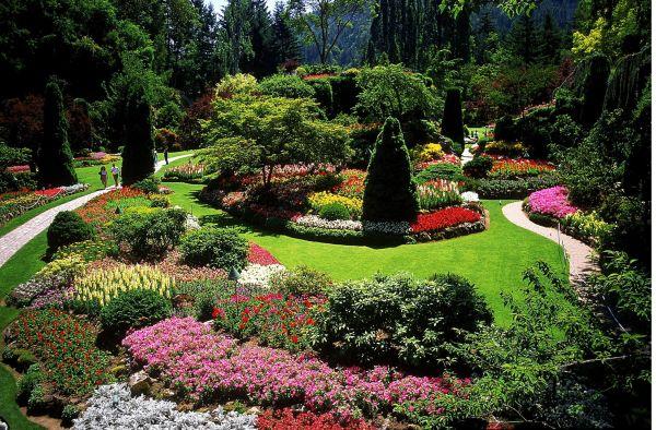landscaping garden design Designing a Garden With Landscape Design Principles