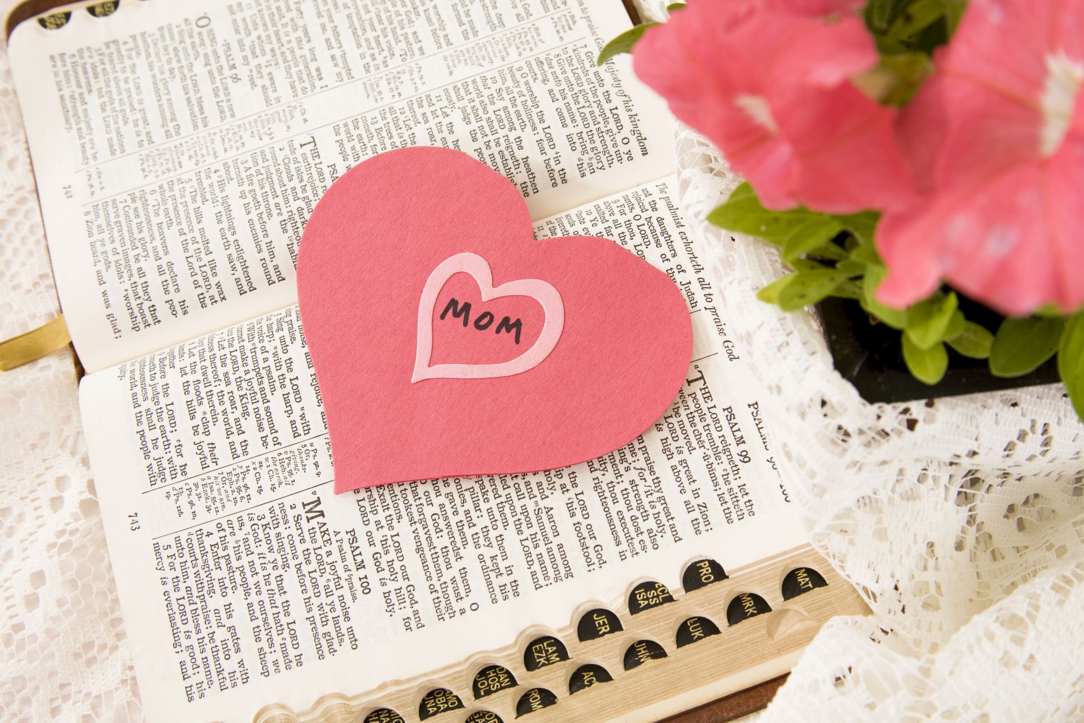 7 Inspirational Bible Verses For Our Mothers And Wives