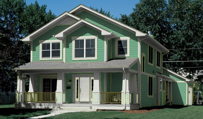 Paint ideas for Home Exteriors on Painting Ideas For House  id=62800