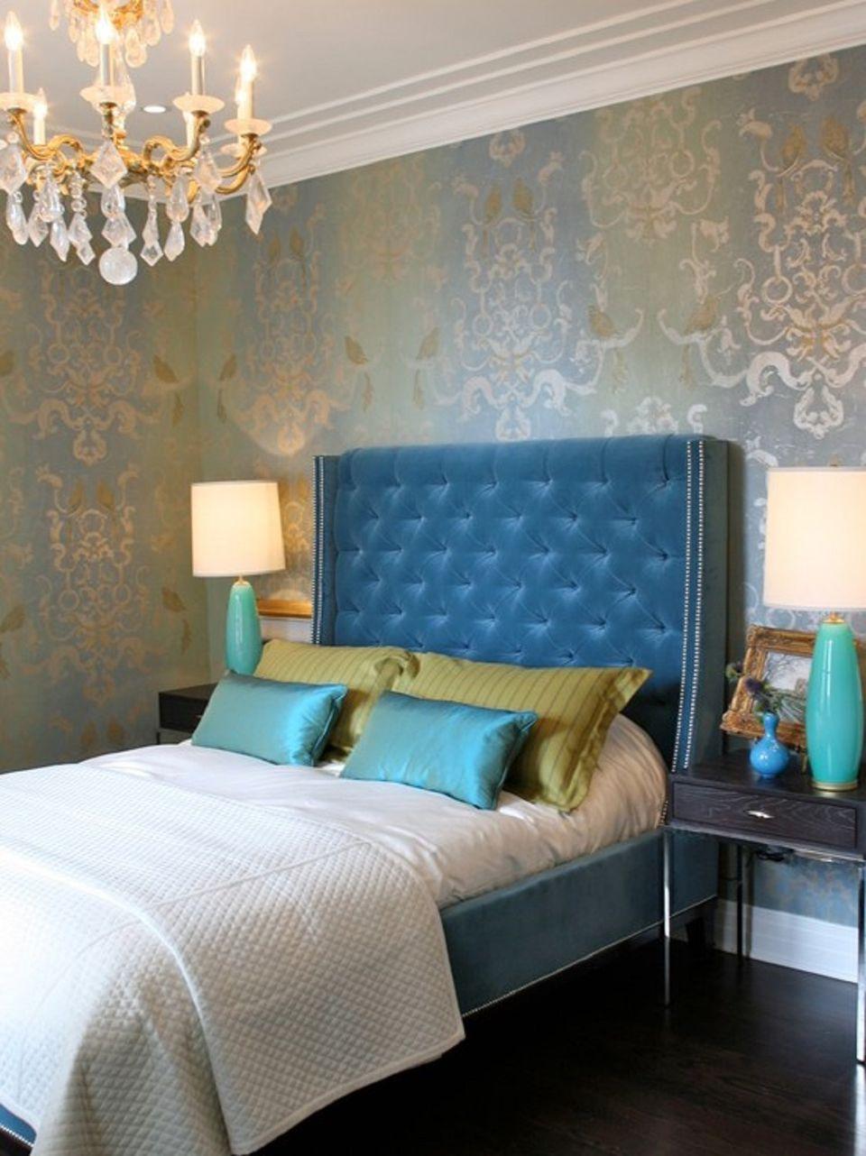 25 stunning blue bedroom ideas on Dark Blue Bedroom Ideas id=32604