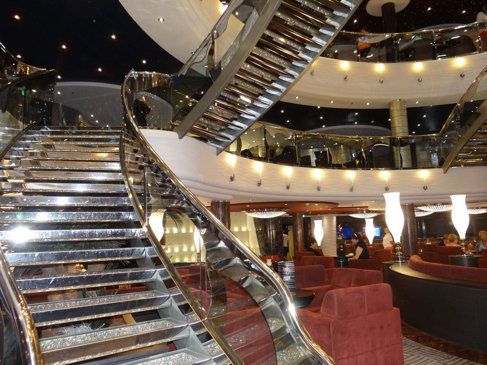 MSC Divina Cruise Ship Tour And Overview
