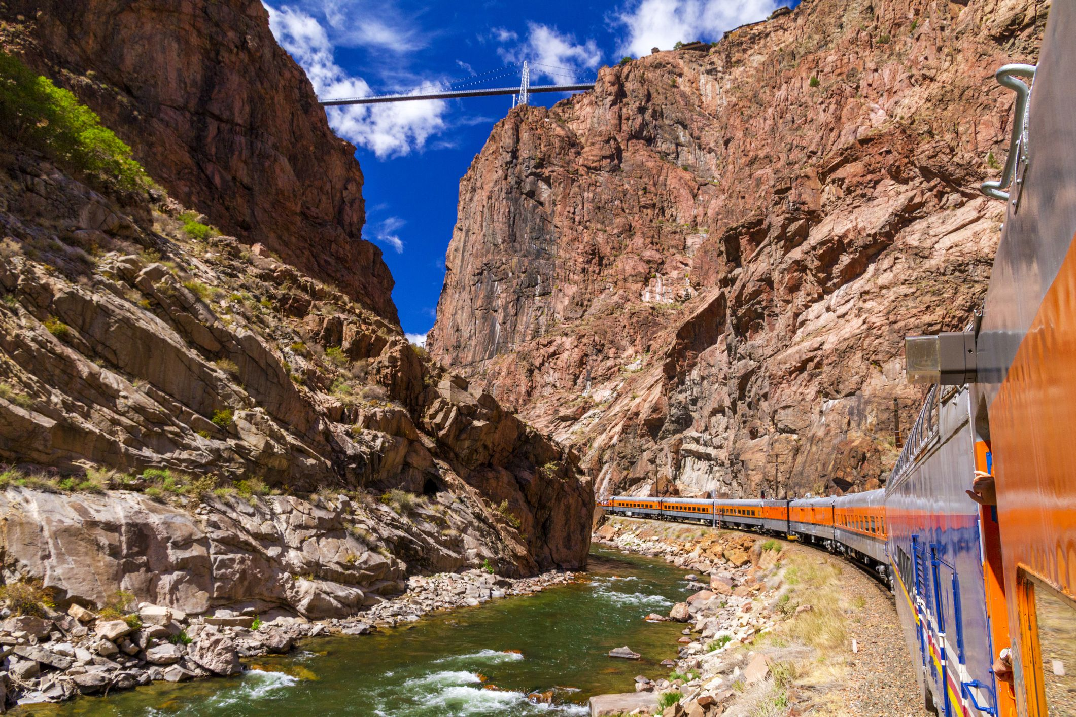 The Royal Gorge Route Railroad The Complete Guide