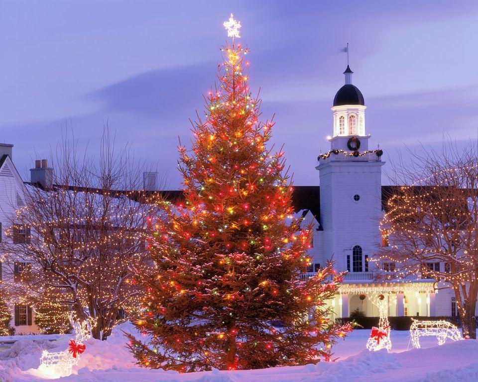 Winter Wonderland Hotels 5 Gorgeous Resorts To Celebrate