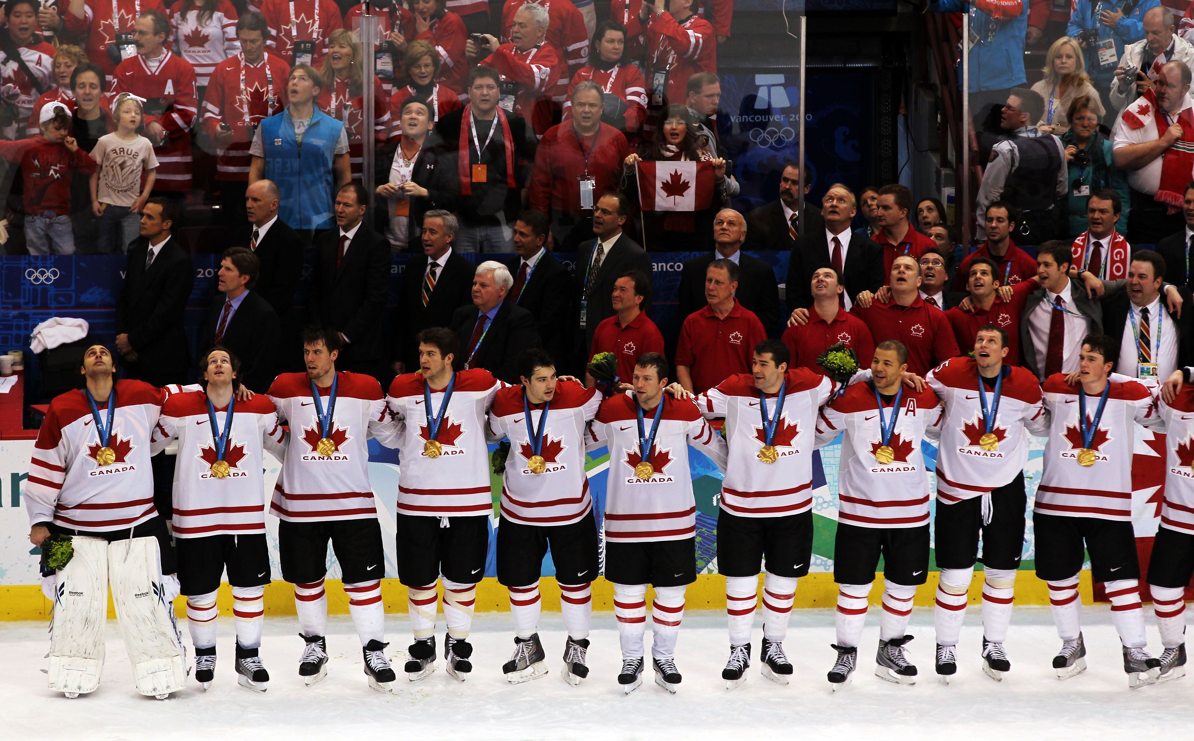 Olympic Ice Hockey Medal Winners All Time Results