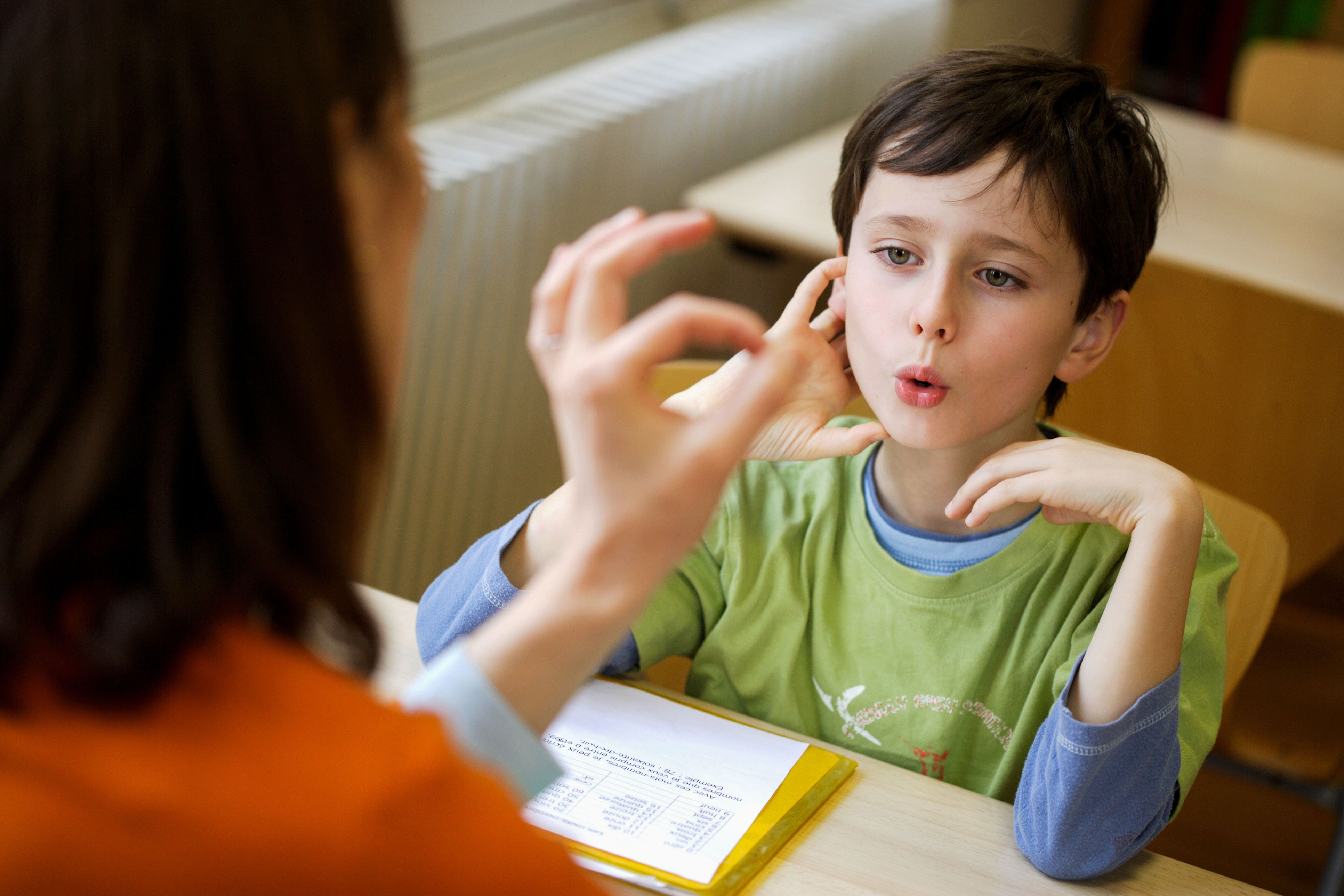 How To Find A Speech Therapist For Your Autistic Child