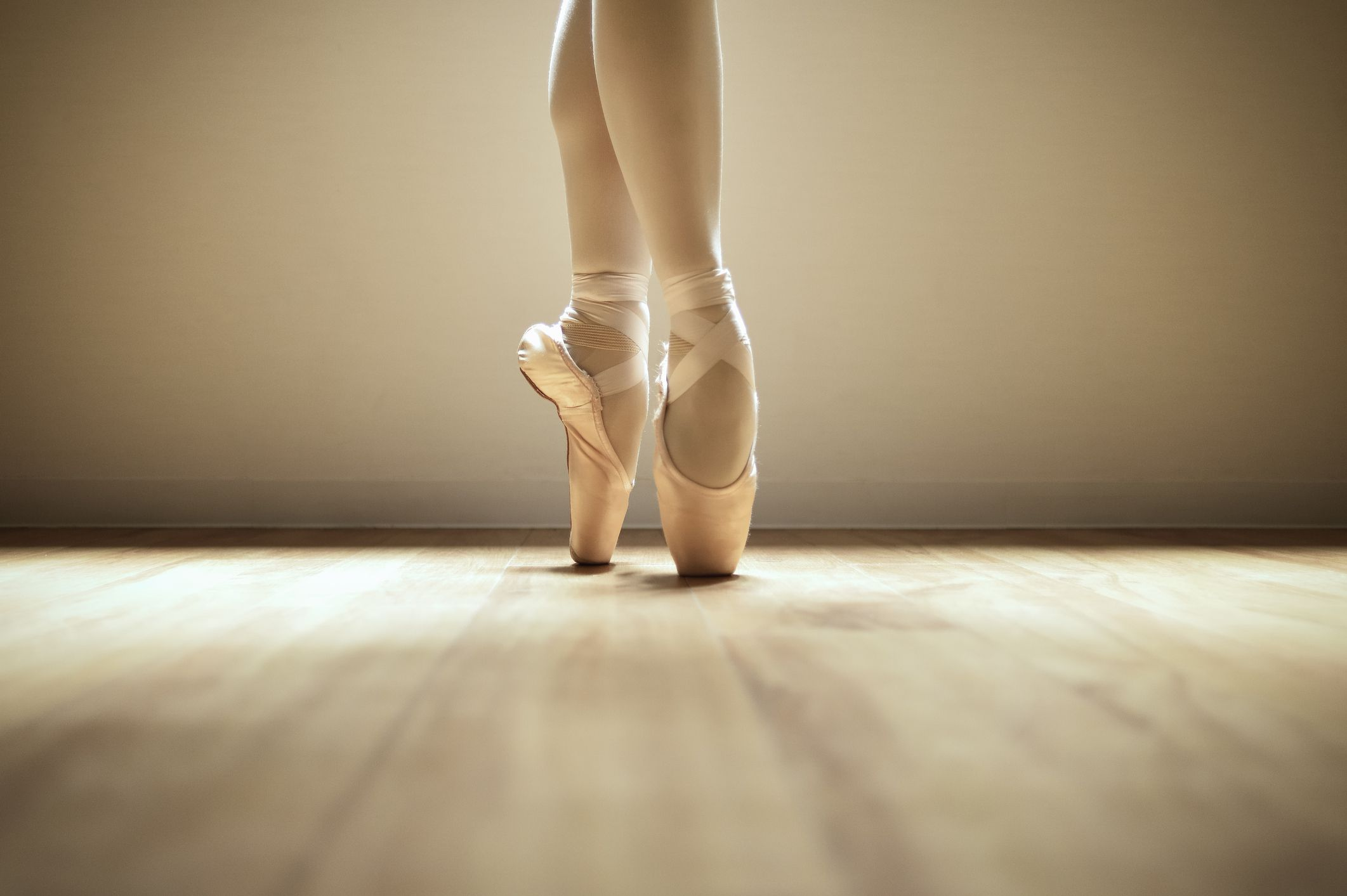How To Strengthen Your Feet For Pointework In Ballet