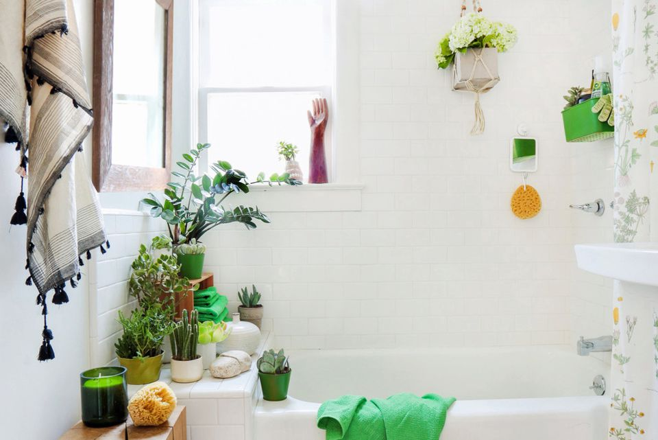 21 small bathroom decorating ideas