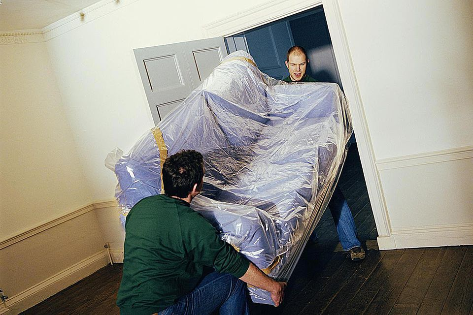 Image Result For How To Get A Sofa Through A Narrow Door