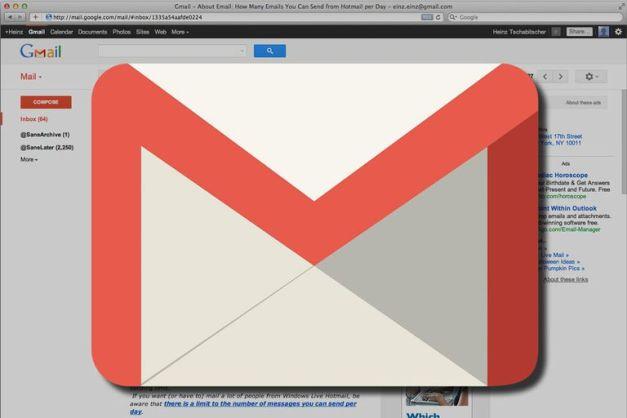 Resultat d'imatges de gmail
