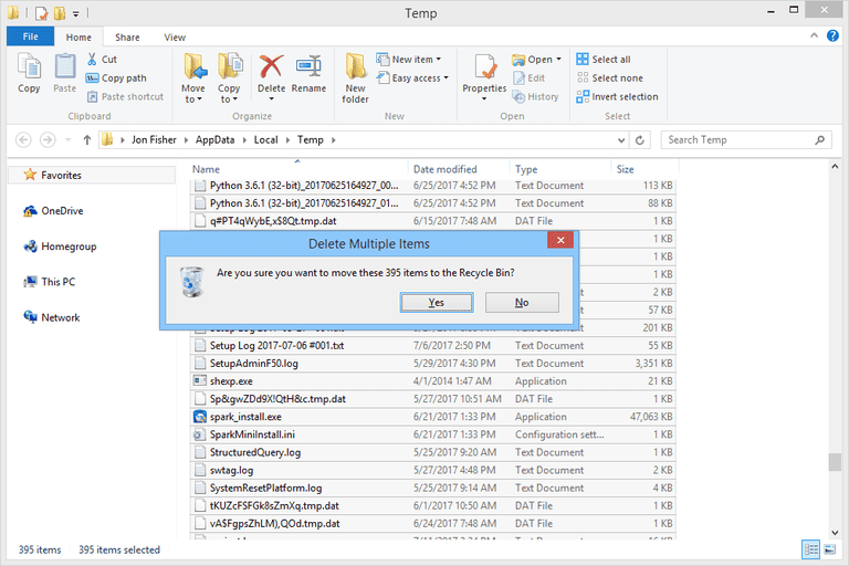 Image Result For Windows  Update Deleting Files