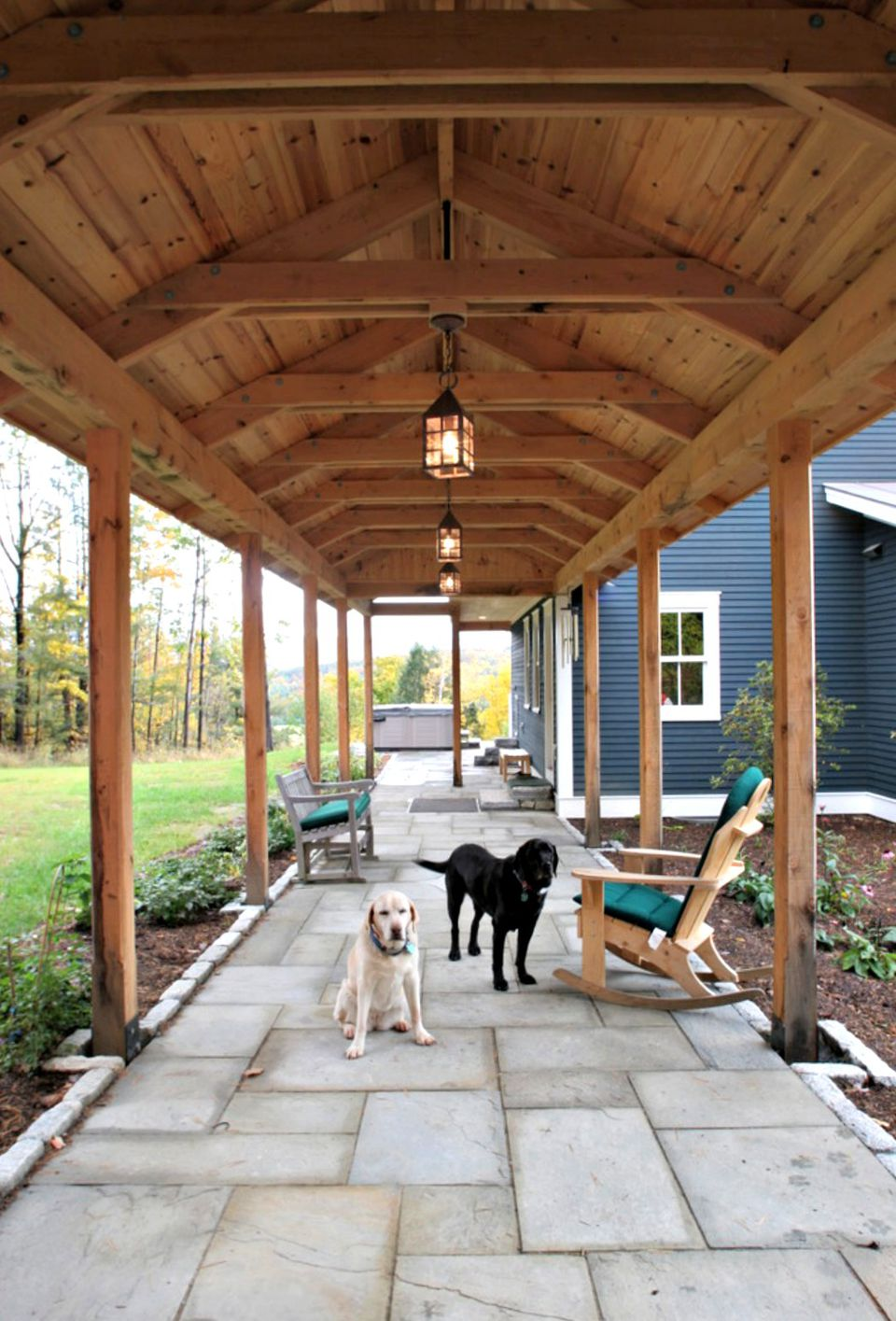 50 Stylish Covered Patio Ideas on Backyard Cover Ideas  id=20108