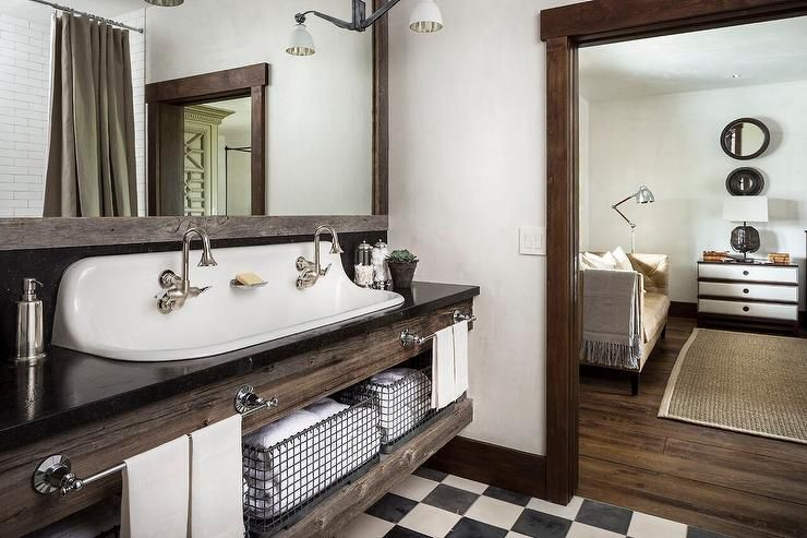 19 Inspiring French Country Bathrooms