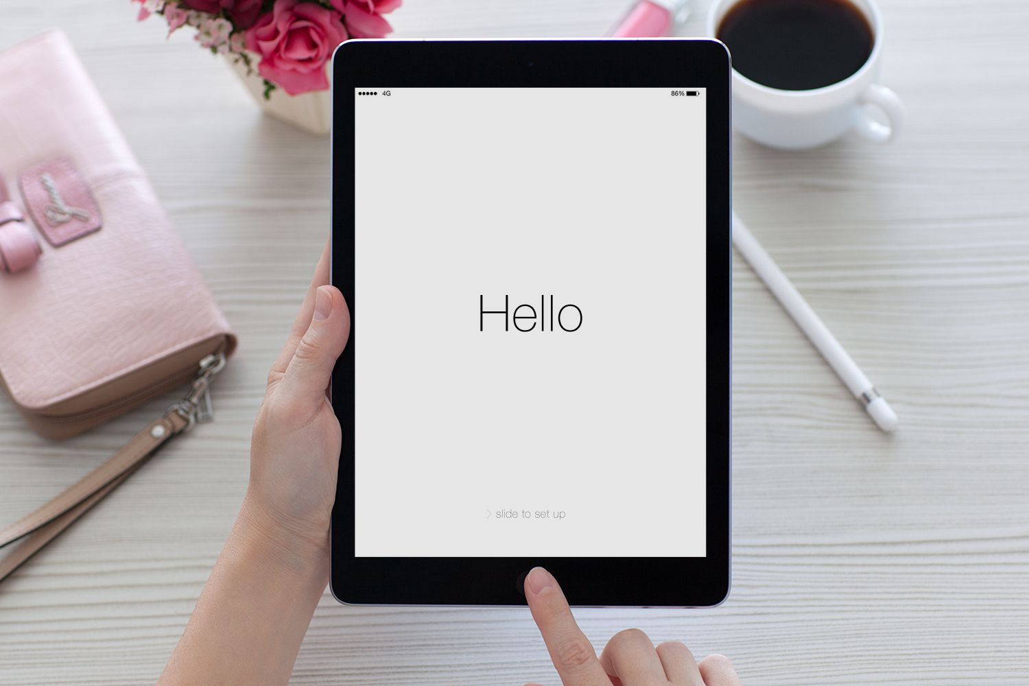 How To Fix An Ipad Stuck At Hello Or Slide To Upgrade