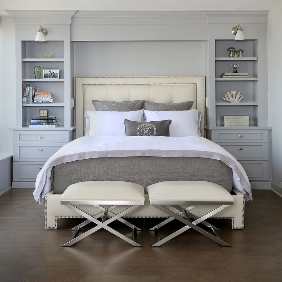 Small Master Bedroom Design Ideas, Tips and Photos on Small Bedroom Ideas  id=37401