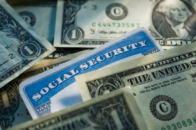Social security income limits