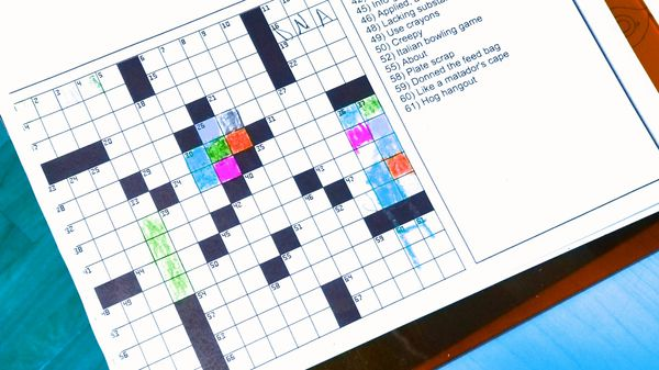 Free crossword puzzles