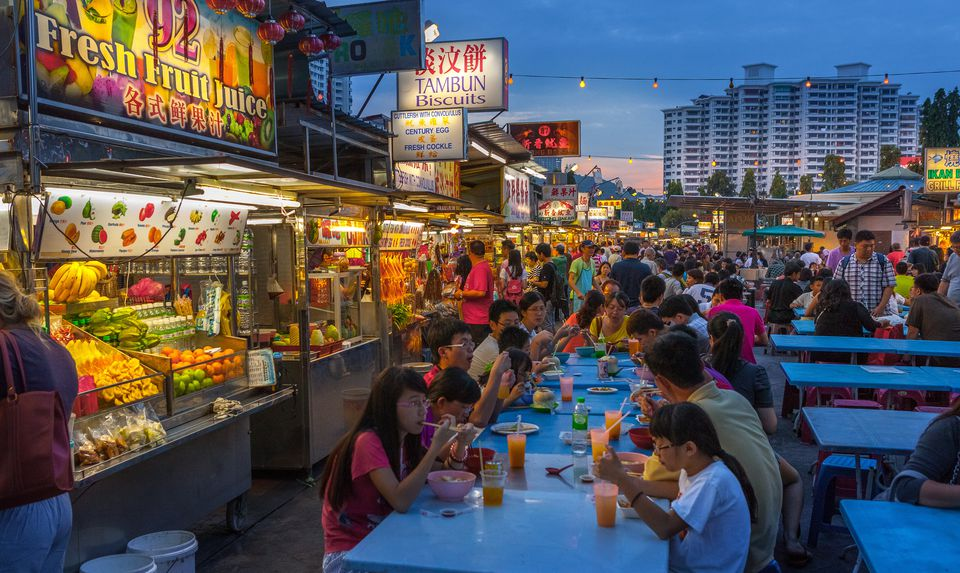 Image result for hawker stalls penang