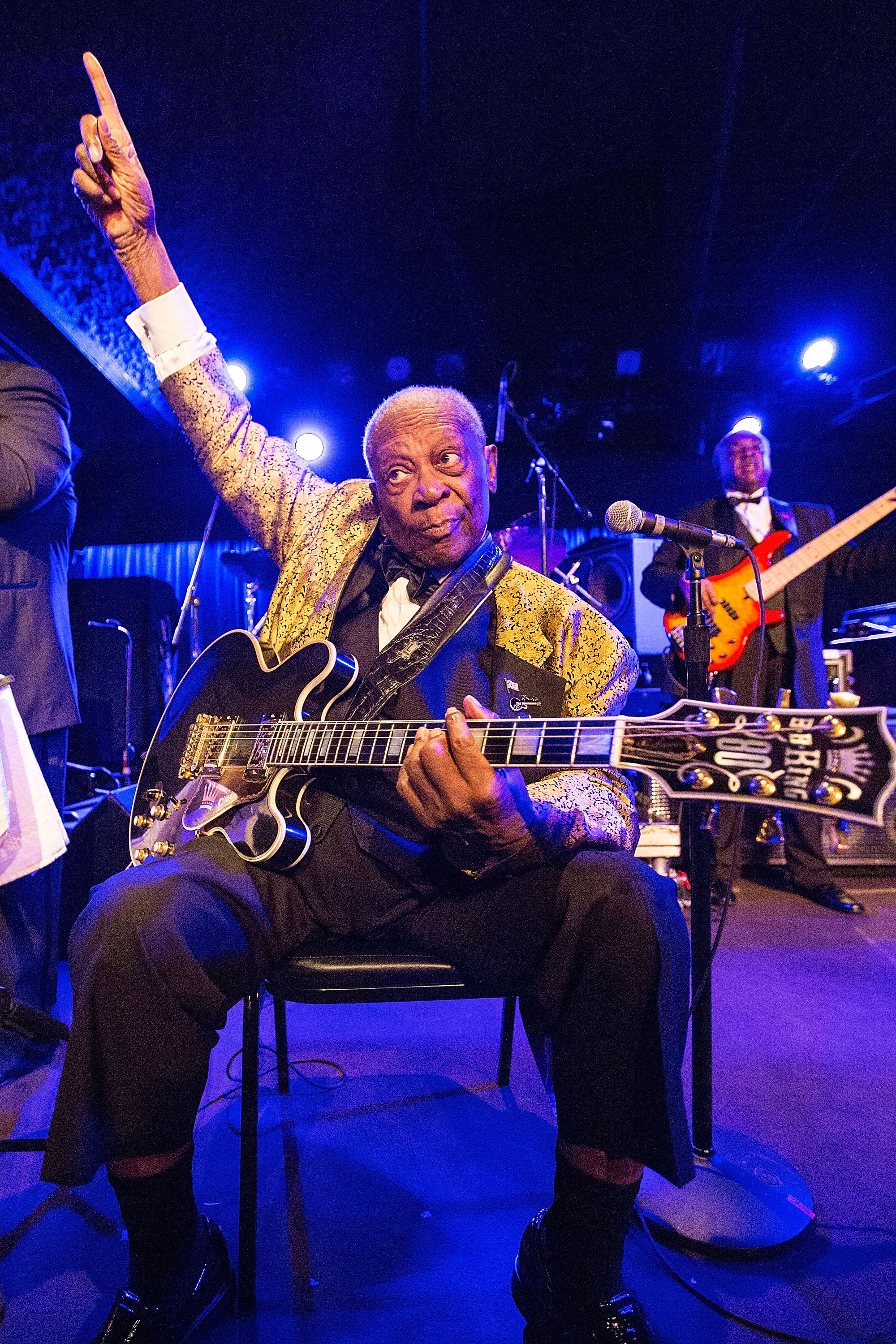 What Is B B King S Real Name