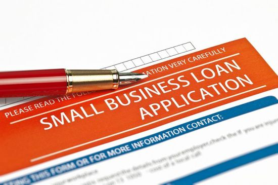 Business loan application