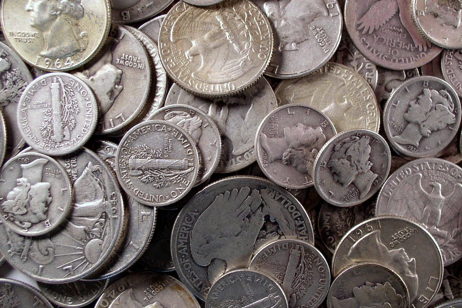 Learn The Silver Coin Melt Value Of Your Coins