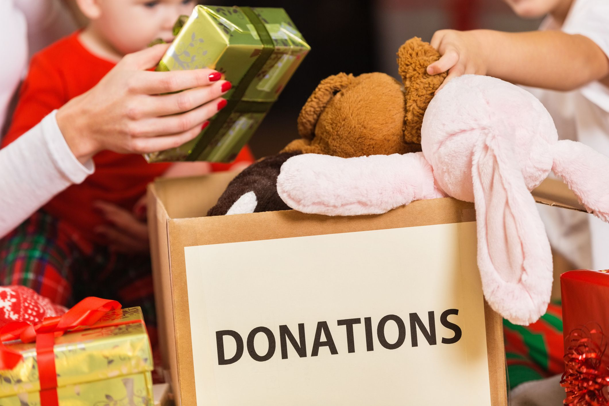 Charitable Giving Tips For The Holidays