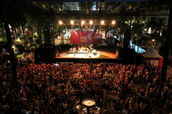 Top Summer Jazz Festivals in France