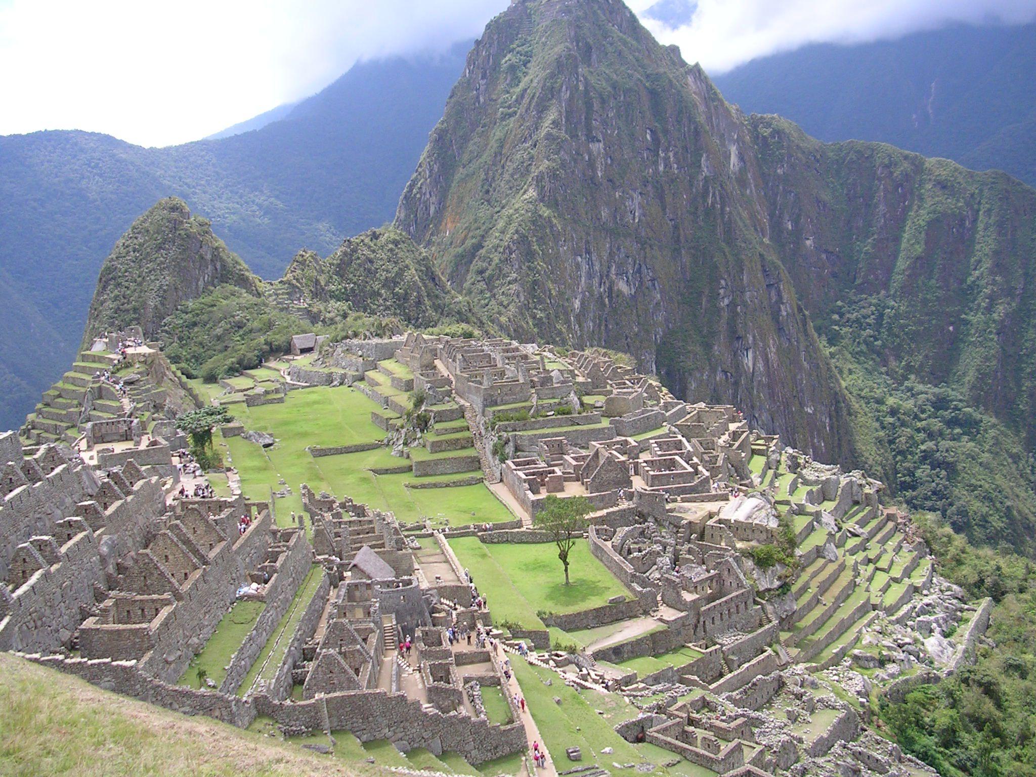 Machu Picchu Wonder Of The World