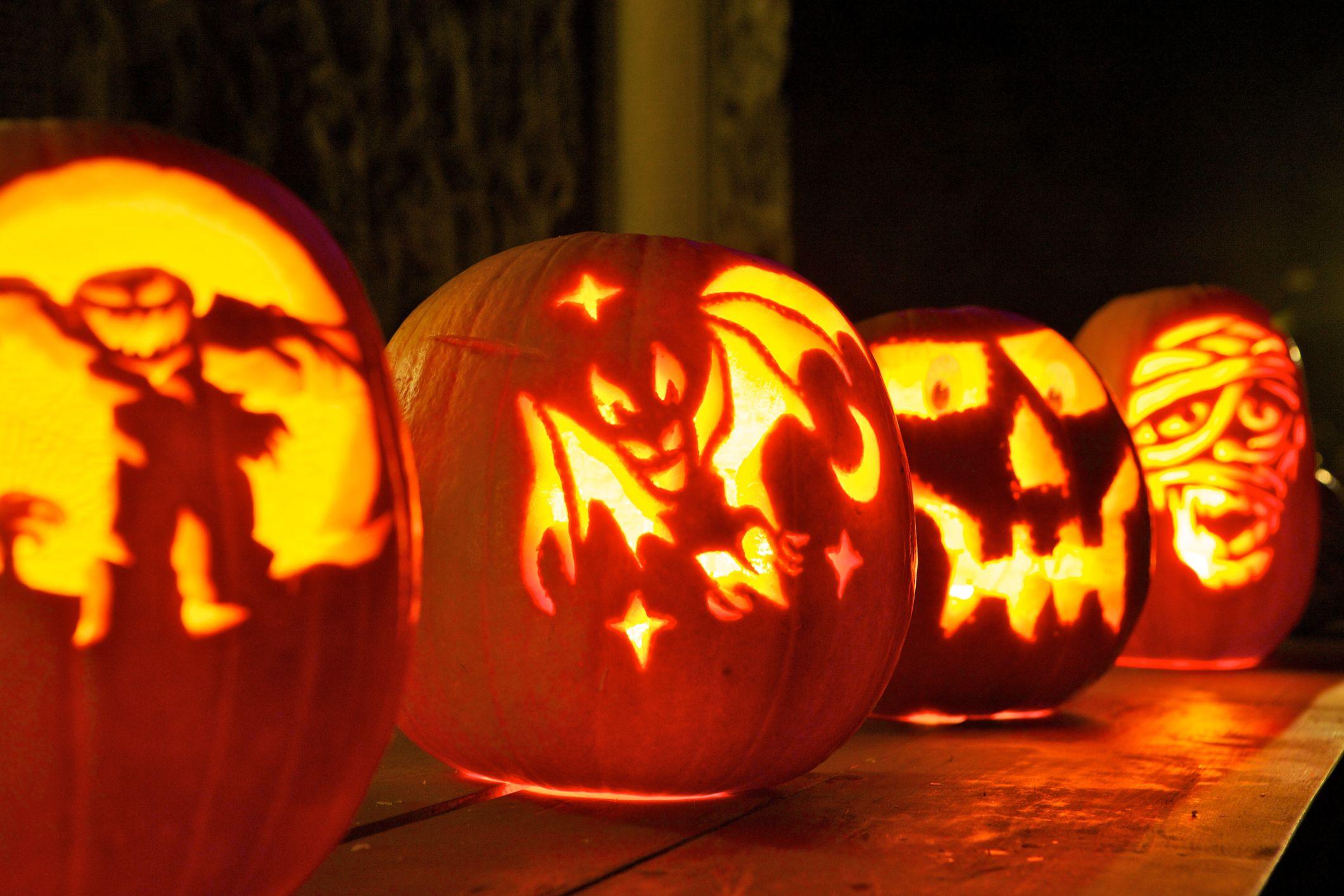 Why Do We Carve Pumpkins On Halloween