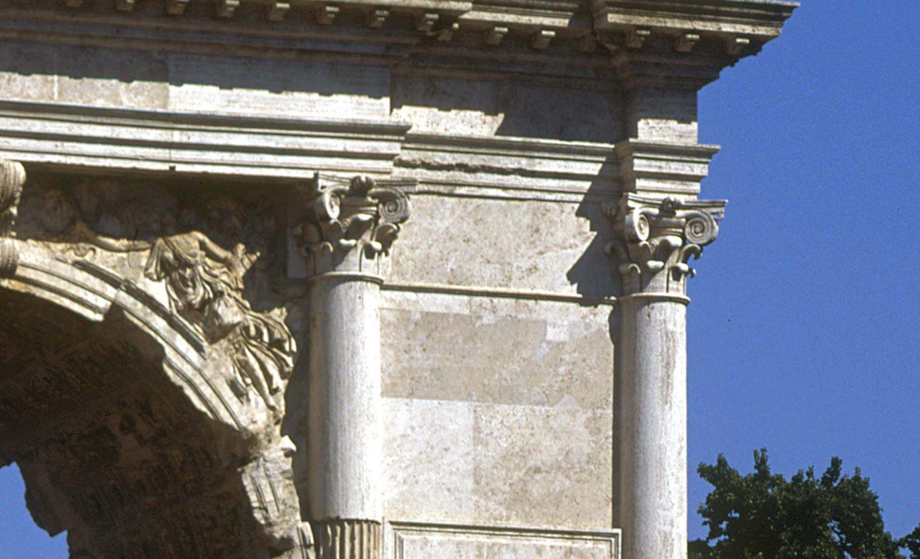 What Is A Composite Column Roman Architecture