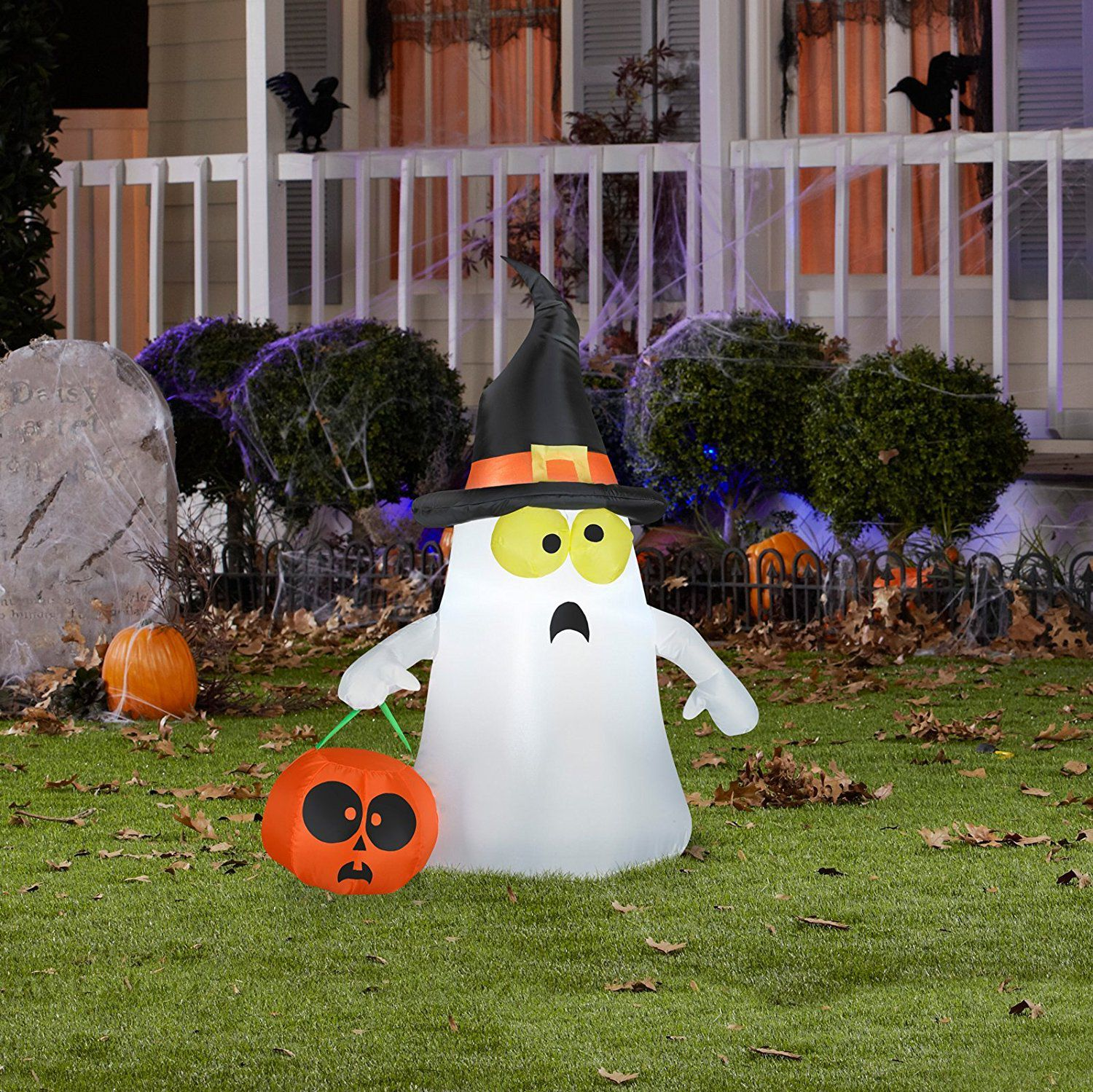The 8 Best Outdoor Halloween Decorations to Buy in 2018 on Backyard Decorations Amazon id=42620