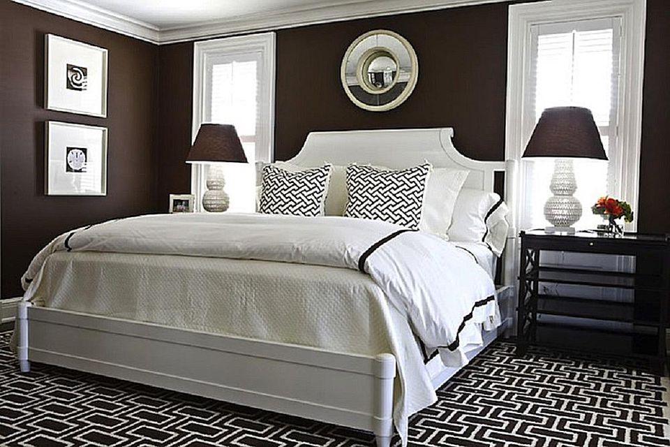 the best brown paint colors for the bedroom on small laundry room paint ideas with brown furniture colors id=86105