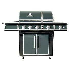 Master Forge 9 Burner Silver 6318B Gas Grill Review