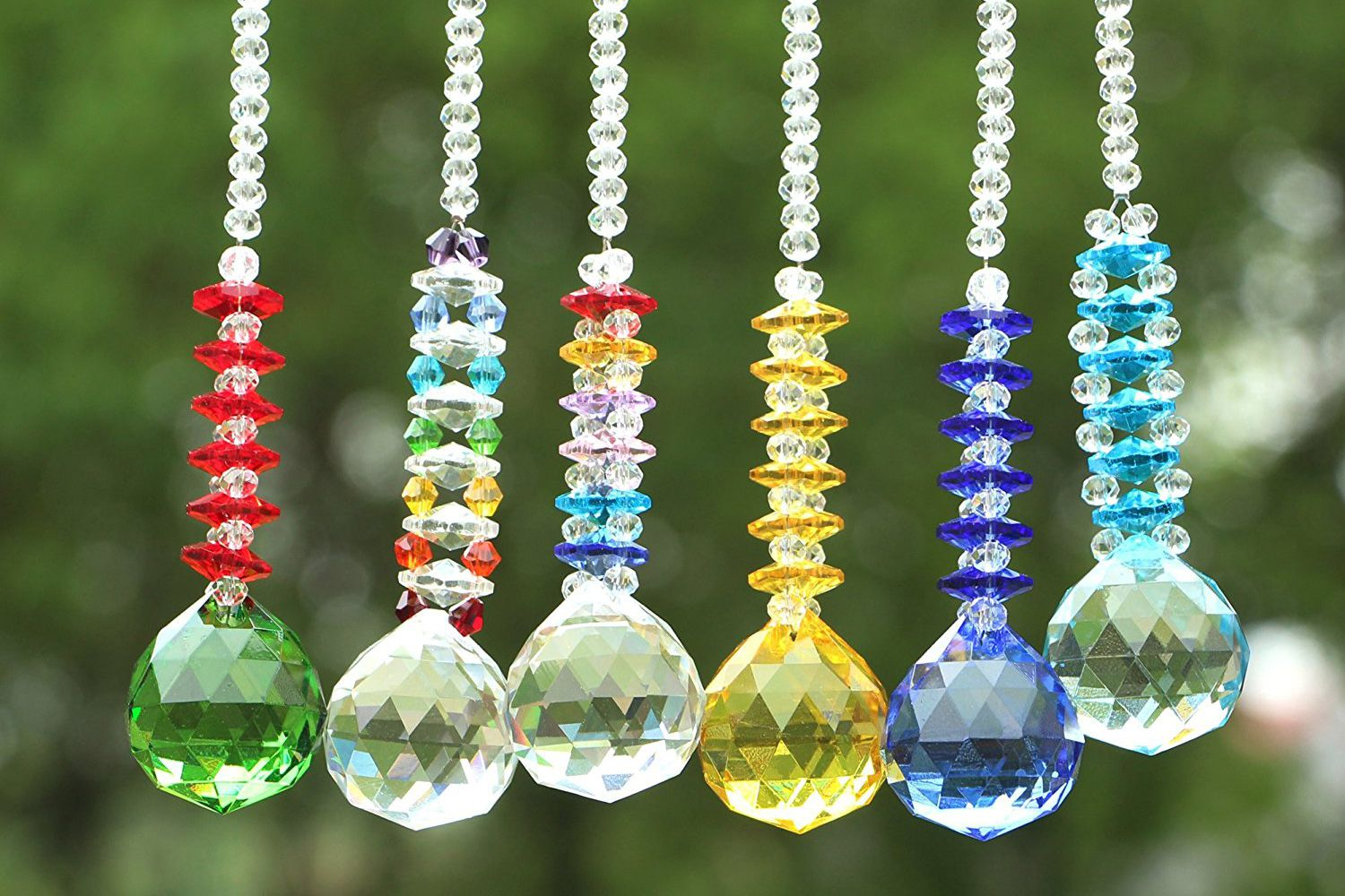What Is The 6 Crystal Balls Feng Shui Cure