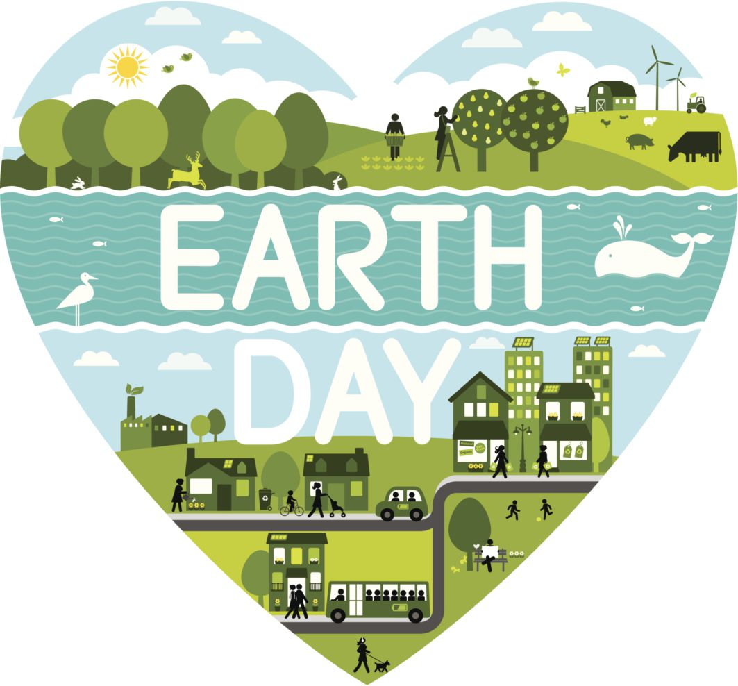 Taking Action On Earth Day