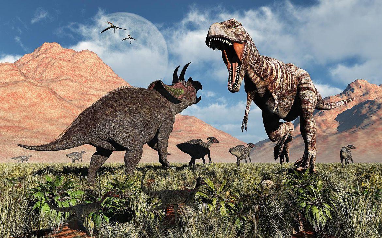 Tyrannosaurus Rex vs. Triceratops - Who Wins?