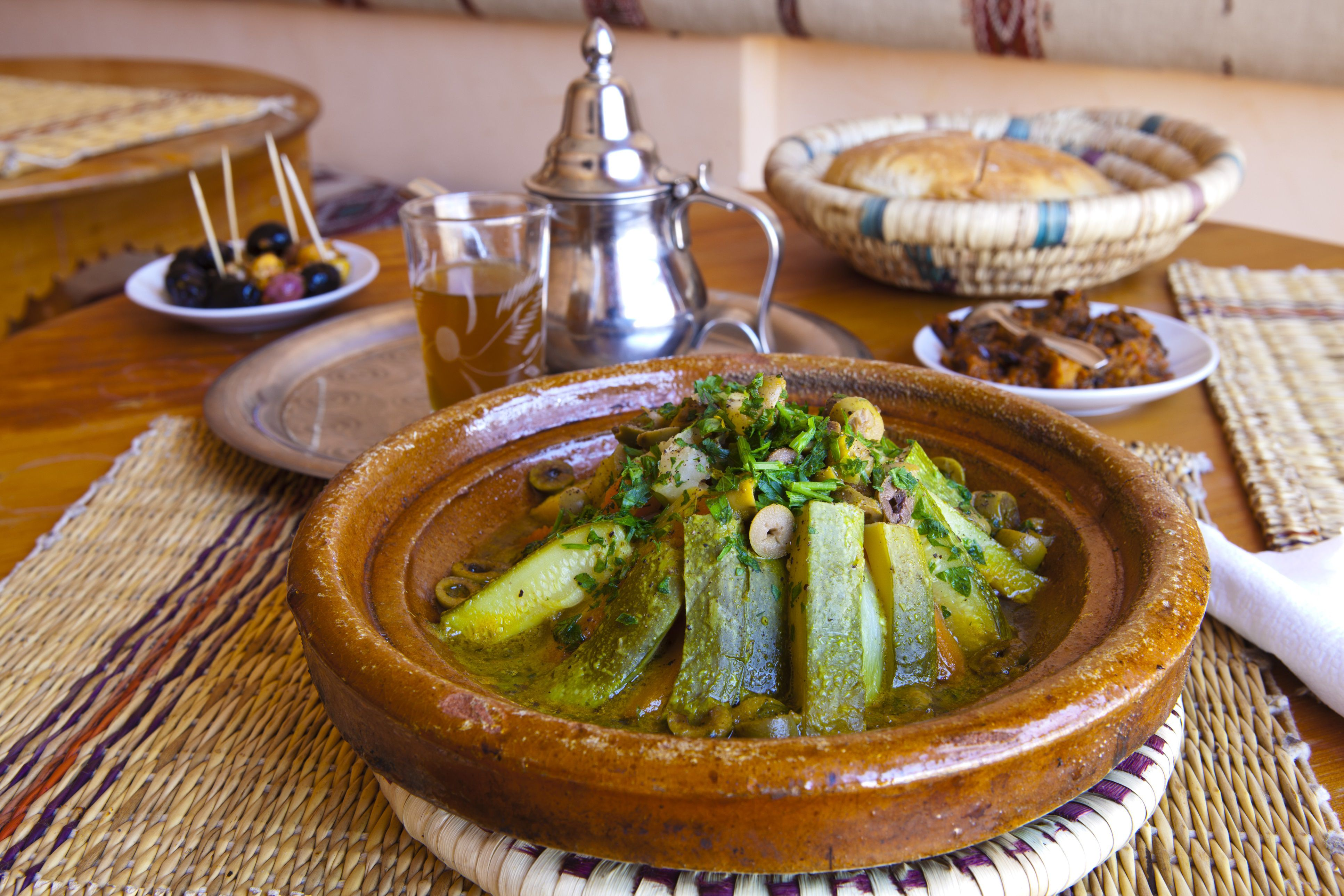 Tips For Cooking In A Moroccan Tagine
