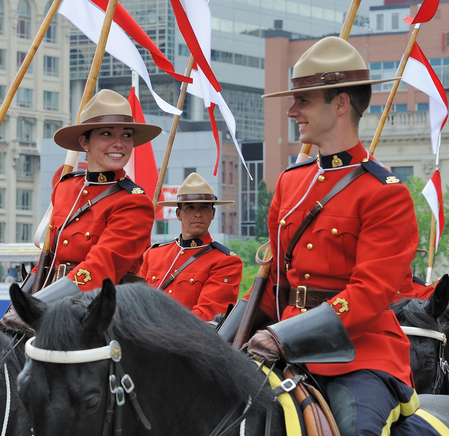 How To Join The Royal Canadian Mounted Police