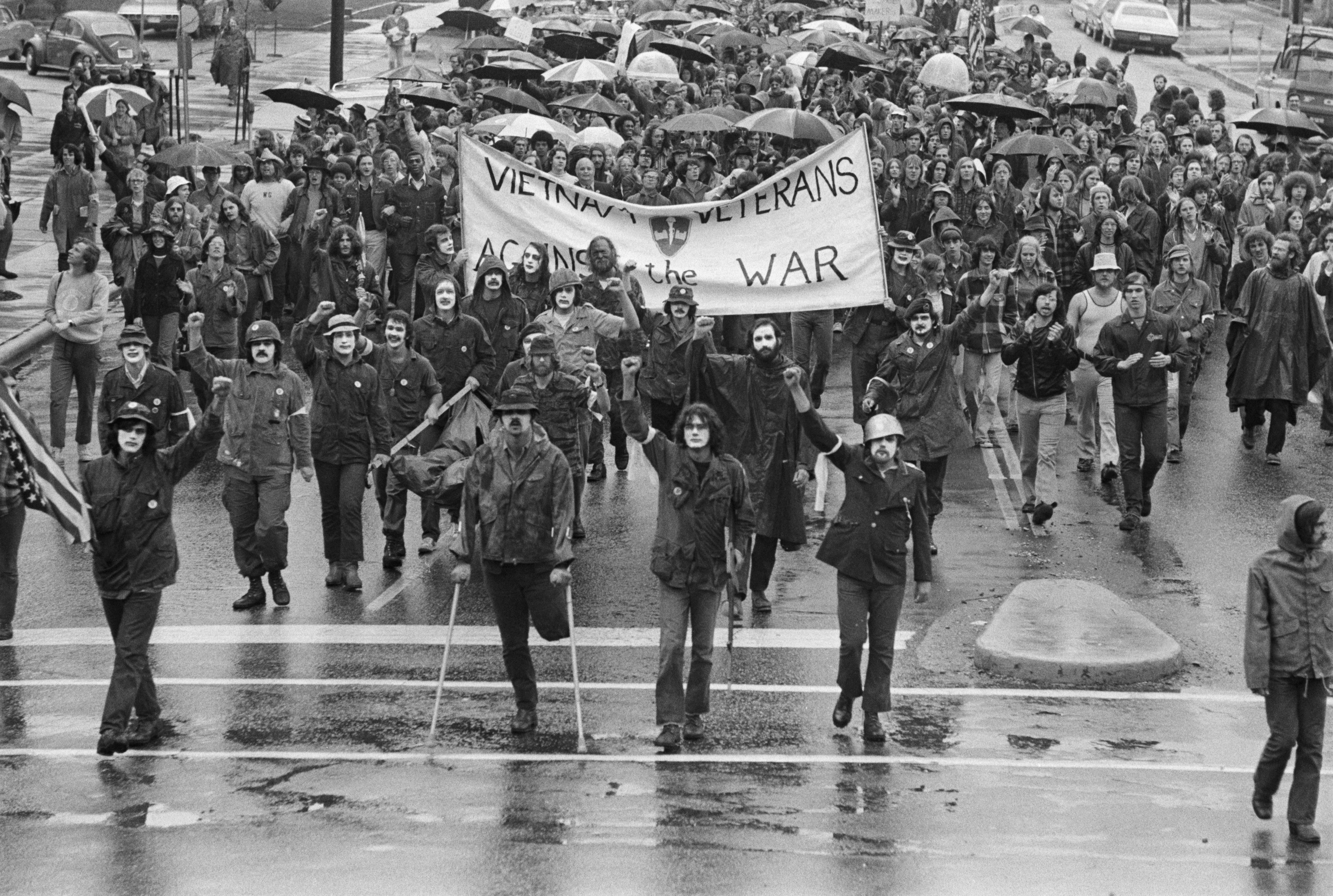 The Vietnam War Protests And The Antiwar Movement