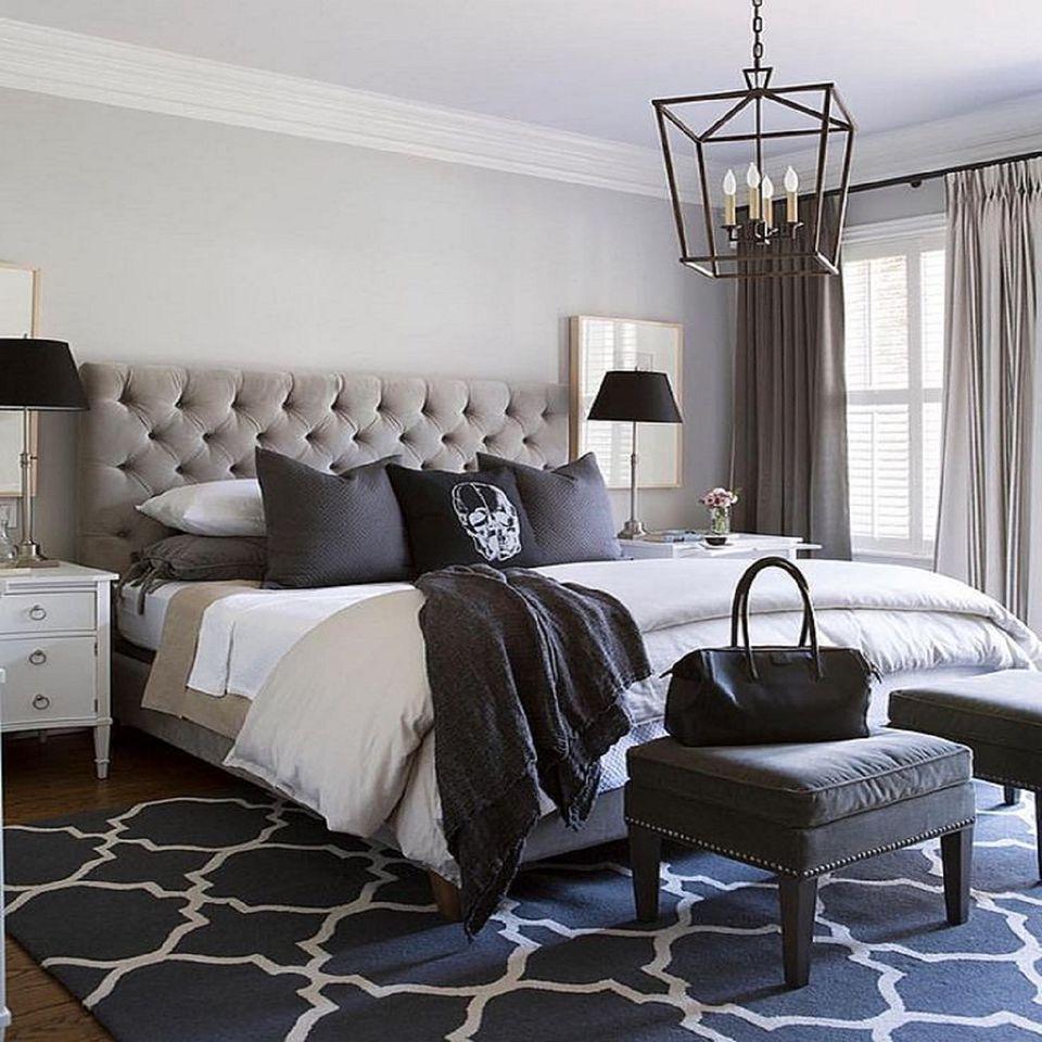 Small Master Bedroom Design Ideas, Tips and Photos on Teenage Grey Small Bedroom Ideas  id=48748
